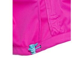Endura SingleTrack Softshell Jacke Damen Himbeerrot